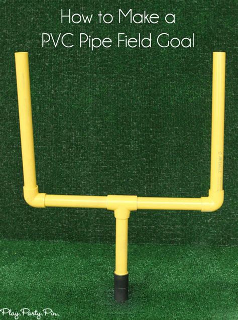 Diy-Football-Field-Goal