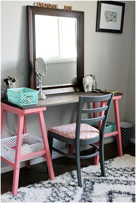 Diy-For-Makeup-Table