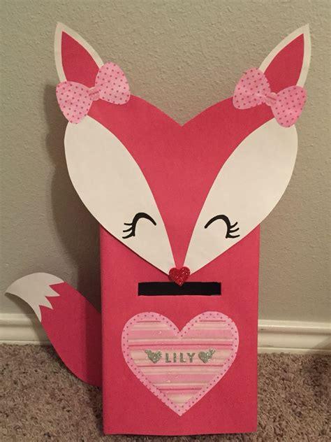 Diy-Fox-Valentine-Box