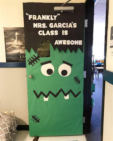 Diy-Frankenstein-Door