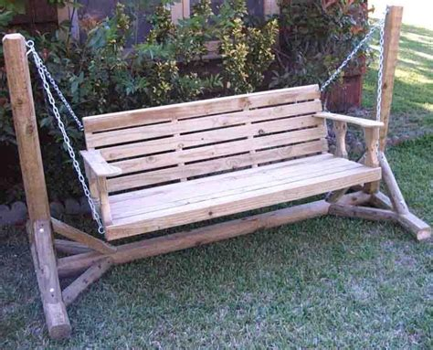 Diy-Free-Standing-Bench-Swing