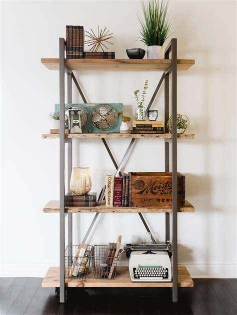 Diy-Free-Standing-Bookshelf