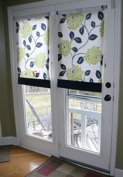 Diy-French-Door-Shades