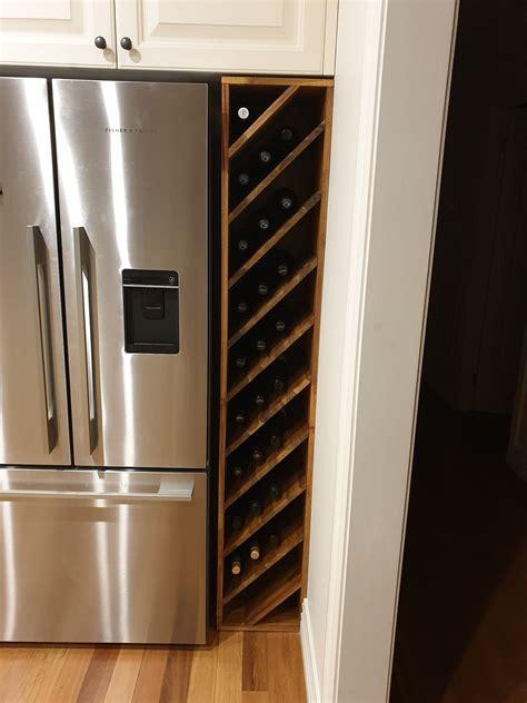 Diy-Fridge-Wine-Rack