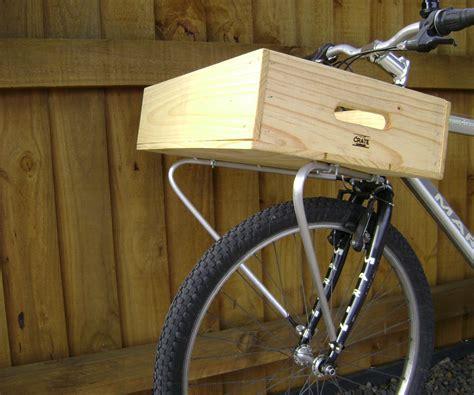 Diy-Front-Wheel-Bicycle-Rack