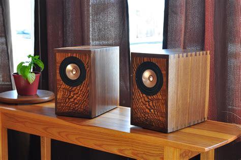 Diy-Full-Range-Bookshelf-Speakers
