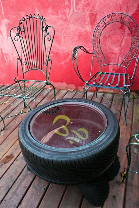 Diy-Furniture-From-Car-Tyres