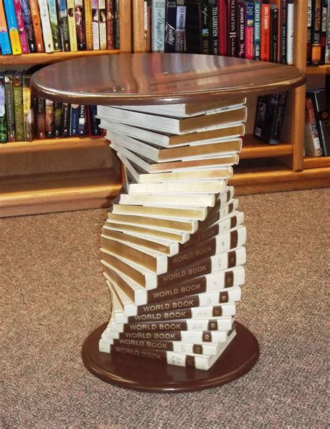 Diy-Furniture-Made-From-Books