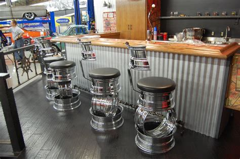 Diy-Furniture-Made-From-Car-Parts