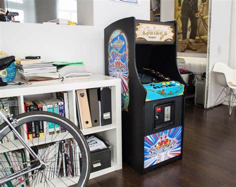 Diy-Galaga-Cabinet