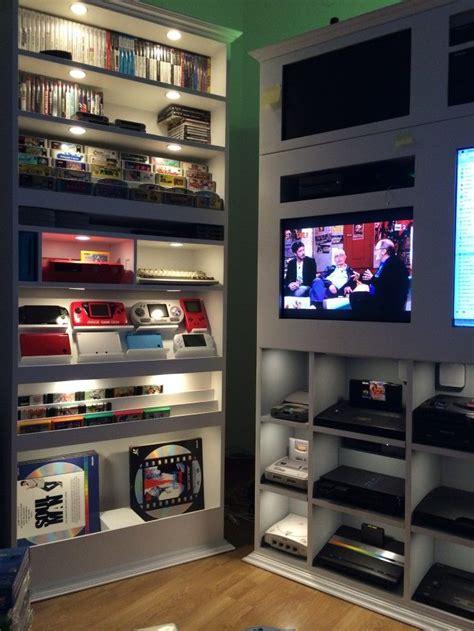 Diy-Game-Console-Shelf