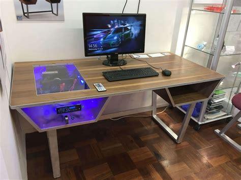Diy-Gaming-Desktop-Table