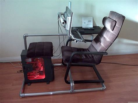 Diy-Gaming-Workstation-Chair