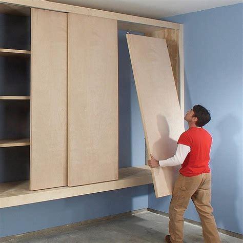 Diy-Garage-Cabinets-With-Doors