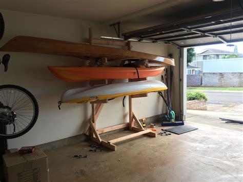 Diy-Garage-Kayak-Rack