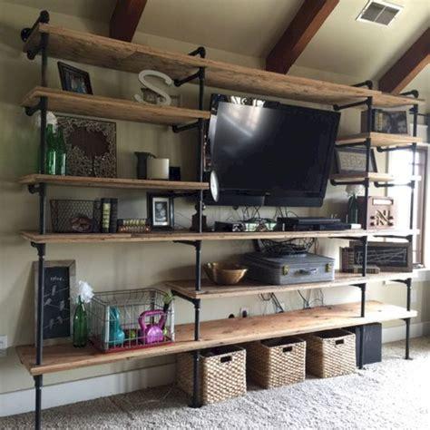 Diy-Garage-Pipe-Shelves