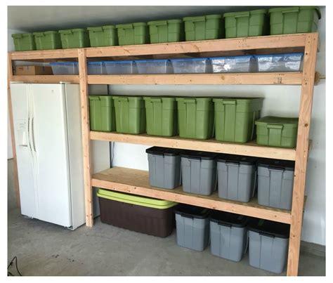 Diy-Garage-Shelves-For-Totes