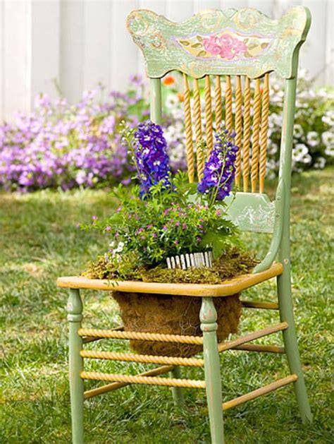 Diy-Garden-Chair-Planter