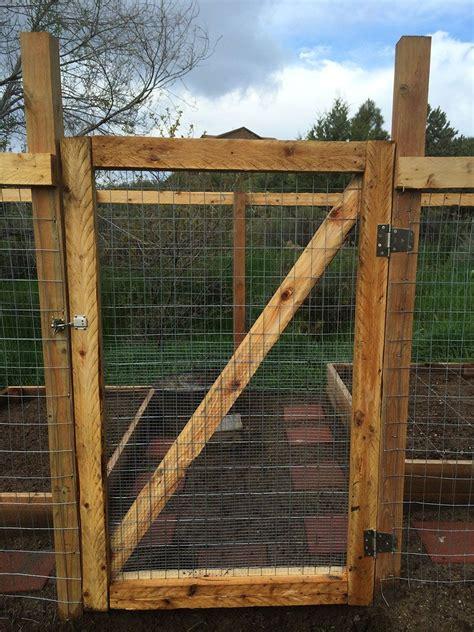Diy-Garden-Fence-Door