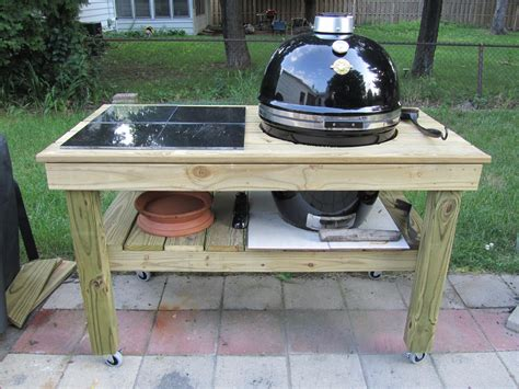 Diy-Gas-Grill-Table