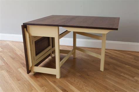 Diy-Gateleg-Dining-Table