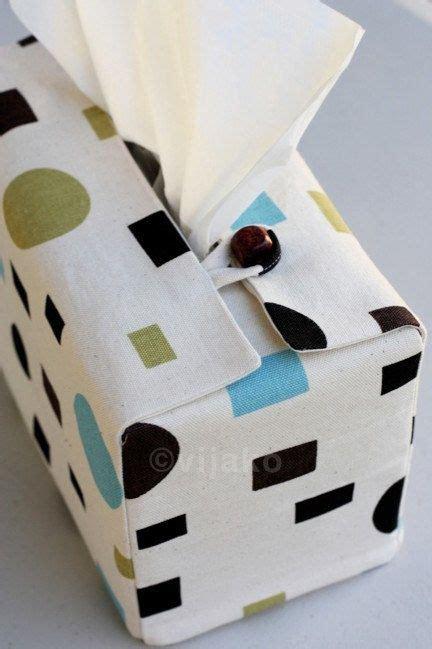 Diy-Gathrtrfffsewn-Fabric-Tissue-Box-Cover