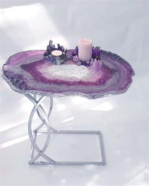 Diy-Geode-Coffee-Table