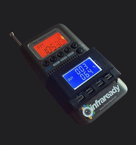 Diy-Ghost-Box-From-Sweeping-Am-Fm-Radio-Alarm-Clock