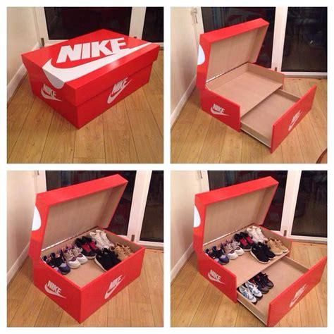 Diy-Giant-Sneaker-Box