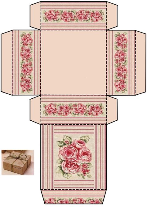 Diy-Gift-Box-Patterns