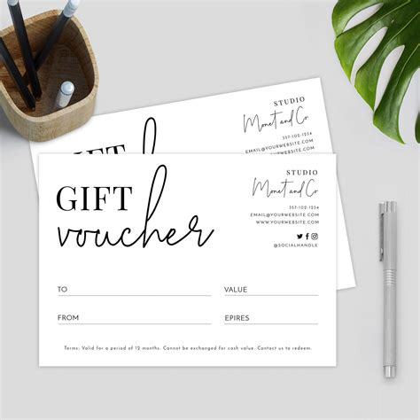 Diy-Gift-Coupon-Template