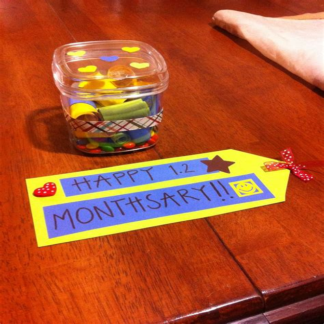 Diy-Gift-For-Boyfriend-Monthsary
