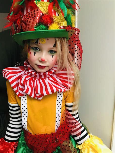 Diy-Girl-Clown-Costume