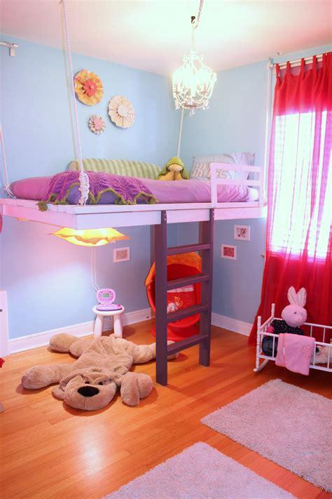 Diy-Girls-Bed