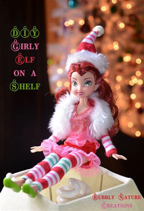 Diy-Girly-Elf-On-A-Shelf