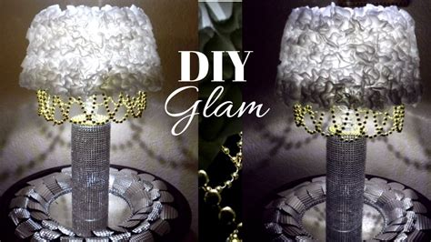 Diy-Glam-Table-Lamp