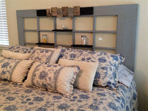 Diy-Glass-Door-Headboard