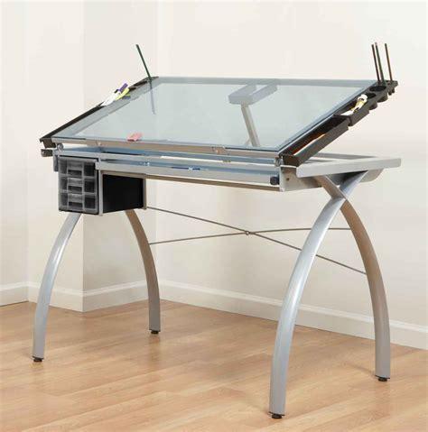 Diy-Glass-Drafting-Table