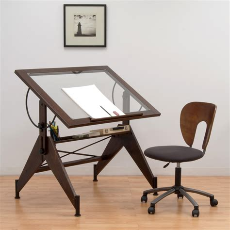 Diy-Glass-Drawing-Table