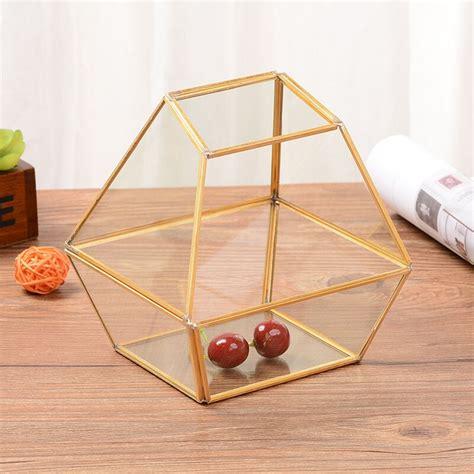 Diy-Glass-Polygon-Box