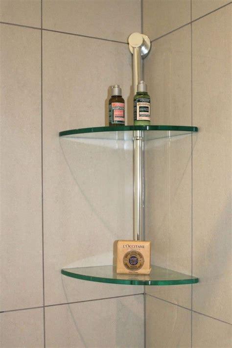 Diy-Glass-Shower-Shelf