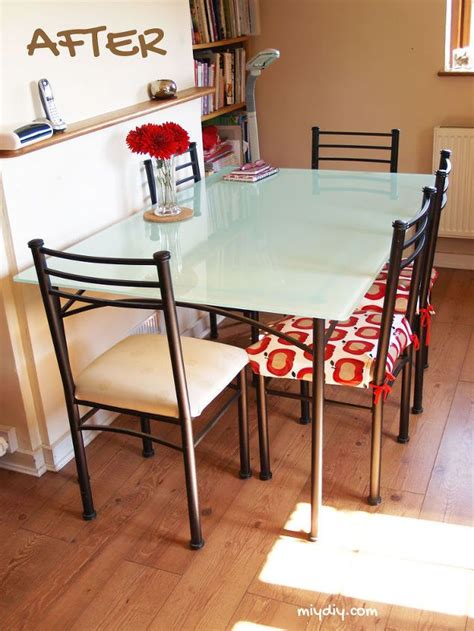 Diy-Glass-Top-Kitchen-Table