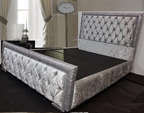 Diy-Glitter-Bed-Frame