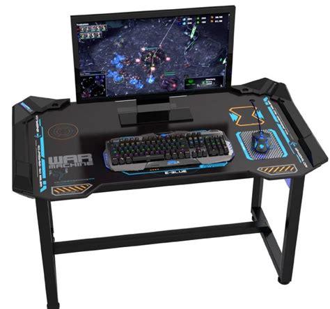 Diy-Glow-Gaming-Desk