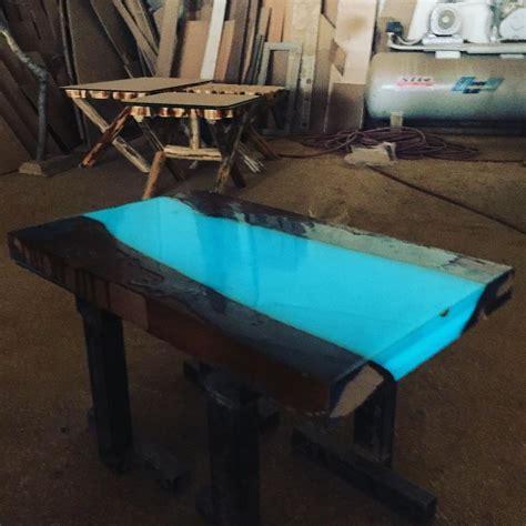 Diy-Glowing-Table-Top