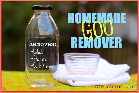 Diy-Glue-Remover