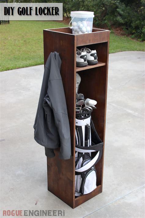 Diy-Golf-Locker