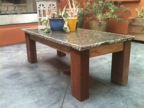 Diy-Granite-End-Table
