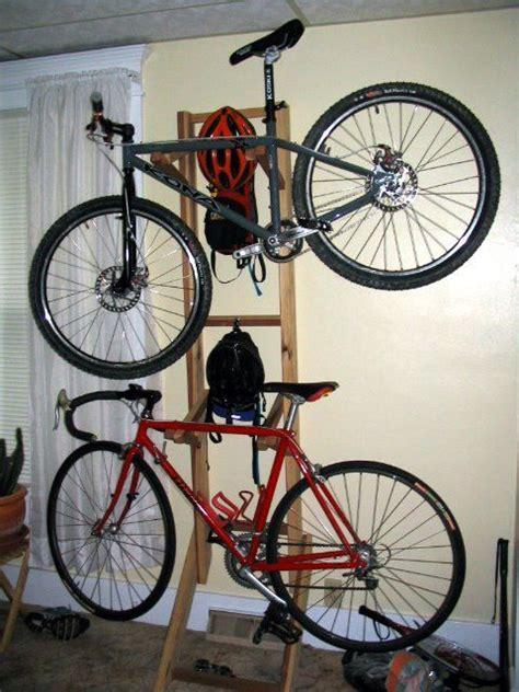 Diy-Gravity-Bike-Rack