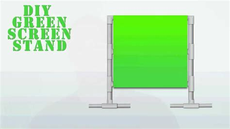 Diy-Green-Screen-Box